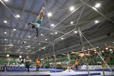2015 Western Canadian Gymnastics Championships is a success