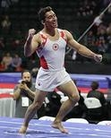 Damien Cachia forth on the Pommel horse and Canada Wins 19 Medals total at the Pacific Rim Gymnastics Championships