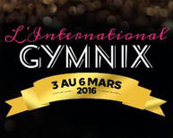 L'International Gymnix welcomes gymnasts from all over the world