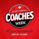 National Coaches Week announcement