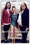 Sydney Soloski (CGC) captures silver and bronze at her first Artistic Gymnastics Challenge Cup in Slovenia